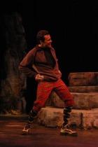 Jeff Douglas in Brigadoon, Gateway Theatre, Richmond, BC