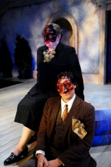 Gratiano in Merchant Of Venice - Shakespeare On The Saskatchewan