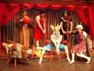 As Cast in Cabaret - Arts Club Theatre
