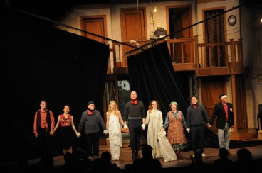 Noises Off Cast Western Canada Theatre