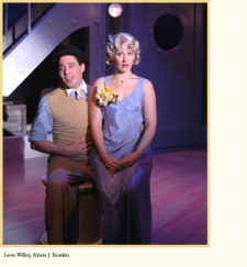 Billy in Anything Goes - Chemainus Theatre Festival